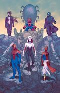 Spider-Verse Vol 2 5 Textless