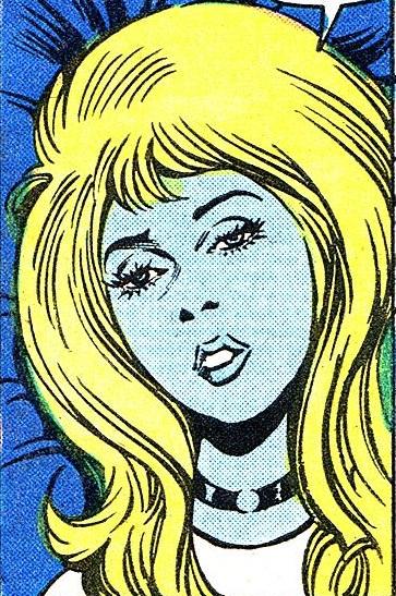 Sybil (Oracle of Atlantis) (Earth-616)