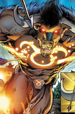 Taurus (Thanos' Zodiac) (Earth-616)