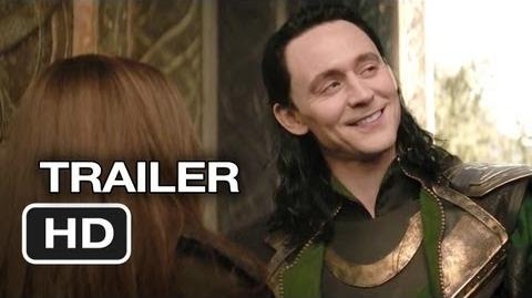 Thor The Dark World TRAILER 2 (2013) - Chris Hemsworth, Tom Hiddleston Movie HD