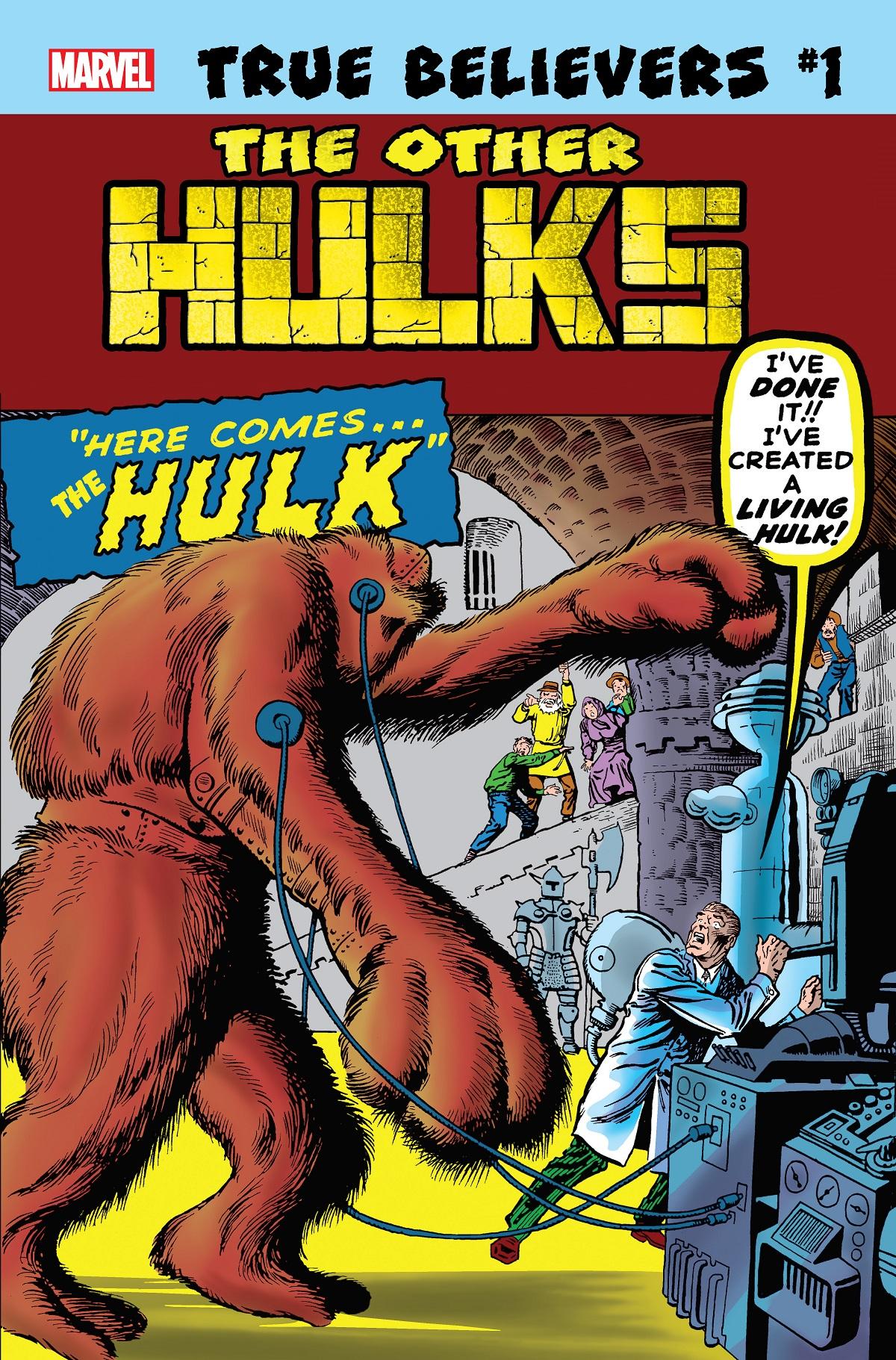 True Believers: Hulk - The Other Hulks Vol 1 1