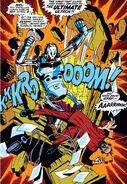 Ultron (Earth-616) and Myron MacLain (Earth-616) from Avengers Vol 1 68 001