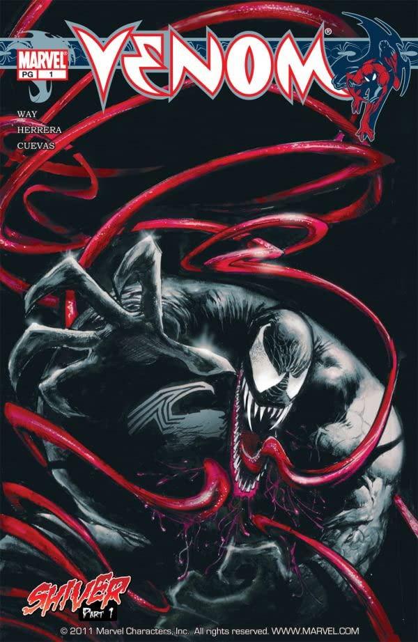Venom Comic Books