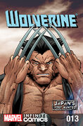 Wolverine Japan's Most Wanted Infinite Comic Vol 1 13