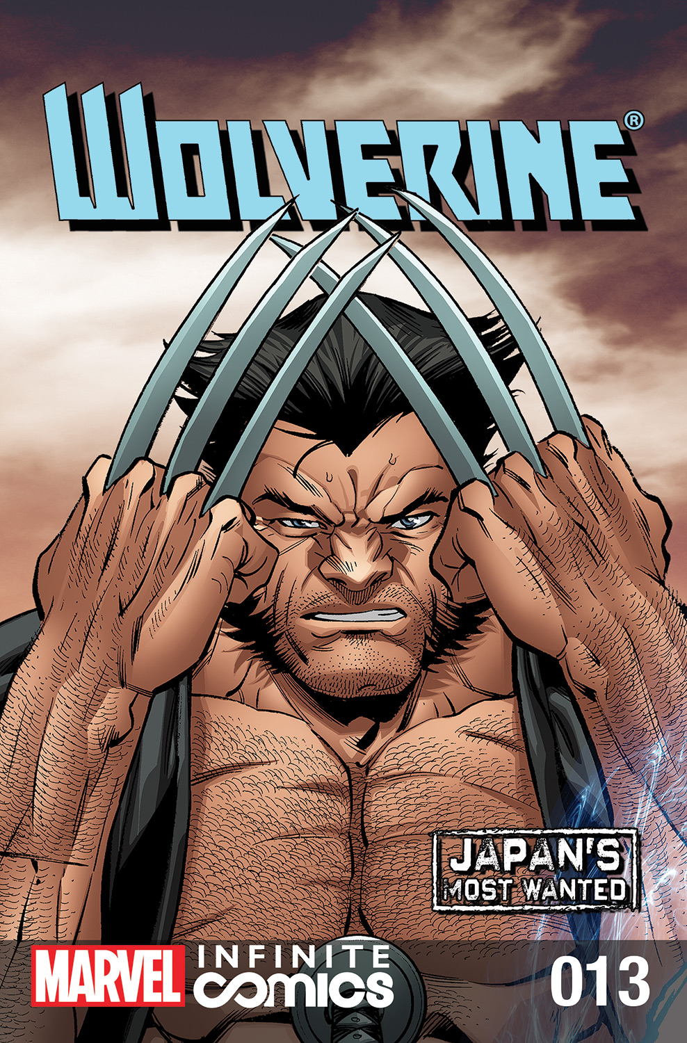 Wolverine: Japan's Most Wanted: Infinite Comic Vol 1 13