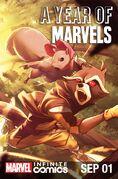 Year of Marvels September Infinite Comic Vol 1 1