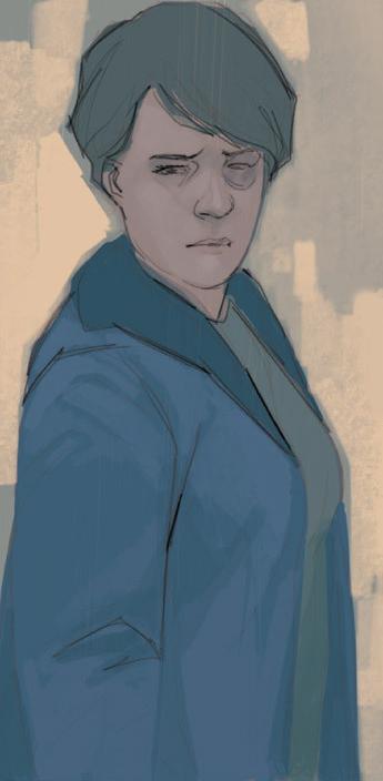 Ana (Little Ukraine) (Earth-616)
