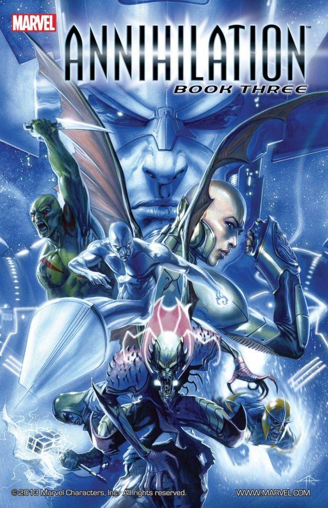 Annihilation TPB Vol 1 3