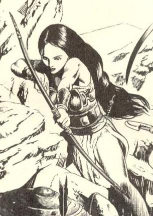 Arianrhod MacLlanllwyr (Earth-616)