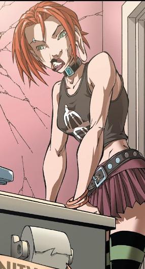 Asahiri Aoki (Earth-616)