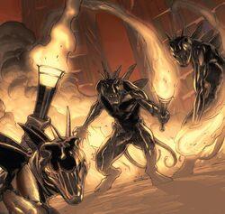 Black Berserkers from Thor God of Thunder Vol 1 4 001.jpg