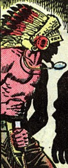 Black Bull (Sioux) (Earth-616)