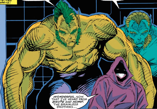 Brute (Morlock) (Earth-616)