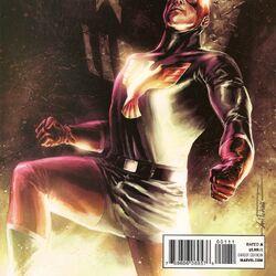 Captain America: Patriot Vol 1 1