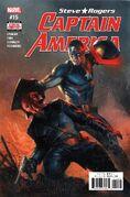 Captain America Steve Rogers Vol 1 15