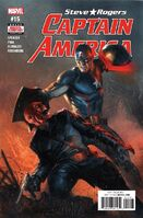 Captain America Steve Rogers Vol 1 15