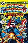 Captain America Vol 1 197