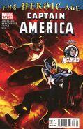 Captain America Vol 1 607