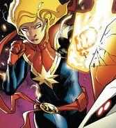 Carol Danvers (Earth-616) from Tony Stark Iron Man Vol 1 14 001