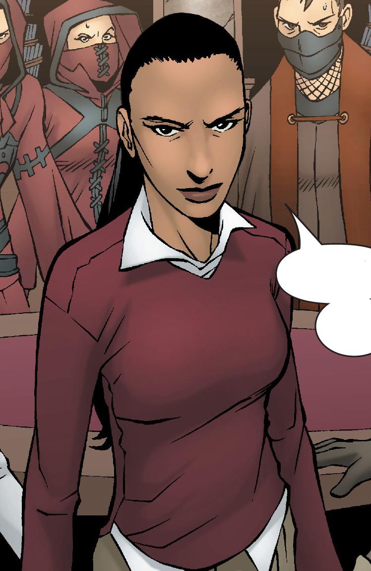 Catherine Wilder (Earth-616)