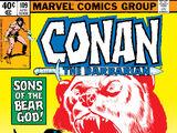 Conan the Barbarian Vol 1 109