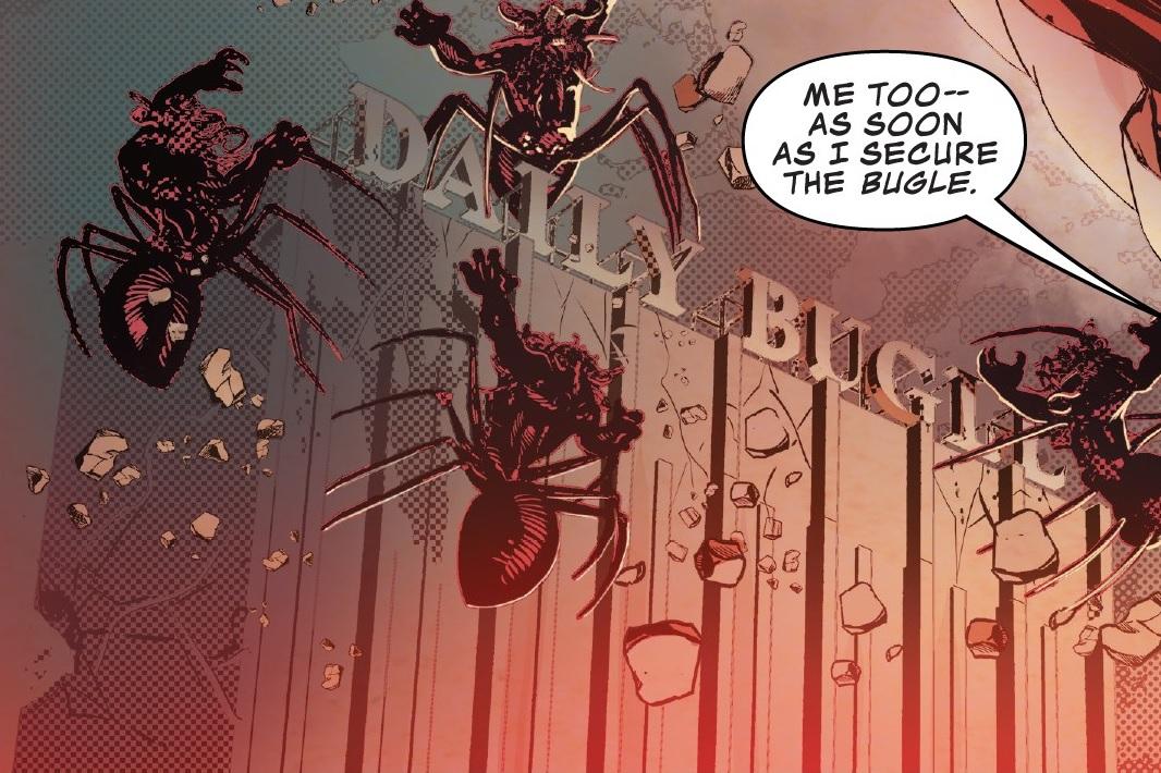 Daily Bugle (Warp World) (Earth-616)/Gallery