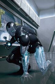 Daredevil Vol 3 25 Many Armors of Iron Man Variant Textless.jpg
