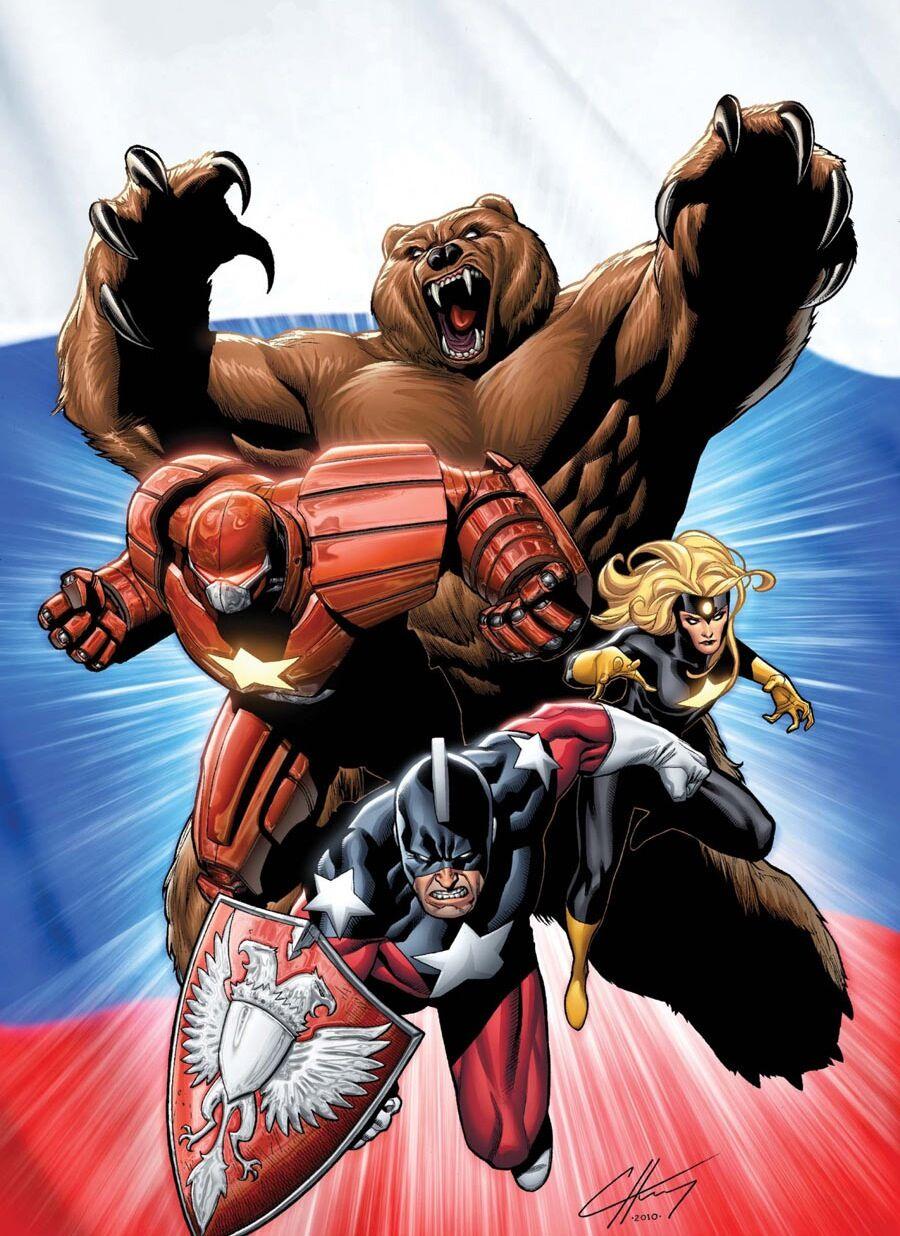 Winter Guard (Earth-616)   Marvel Database   Fandom