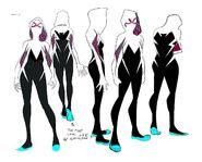 Gwendolyn Stacy (Earth-65) concept art 001