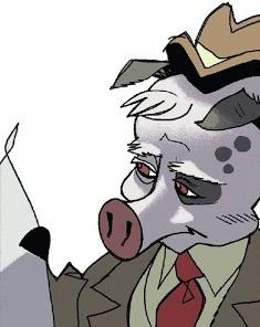 Howard the Pork (Earth-19820)