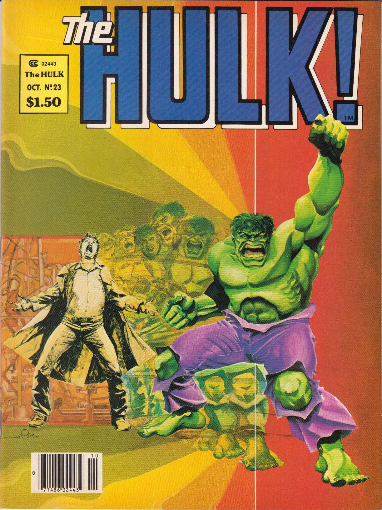Hulk! Vol 1 23