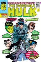 Incredible Hulk Vol 1 -1