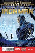 Iron Man Vol 5 22