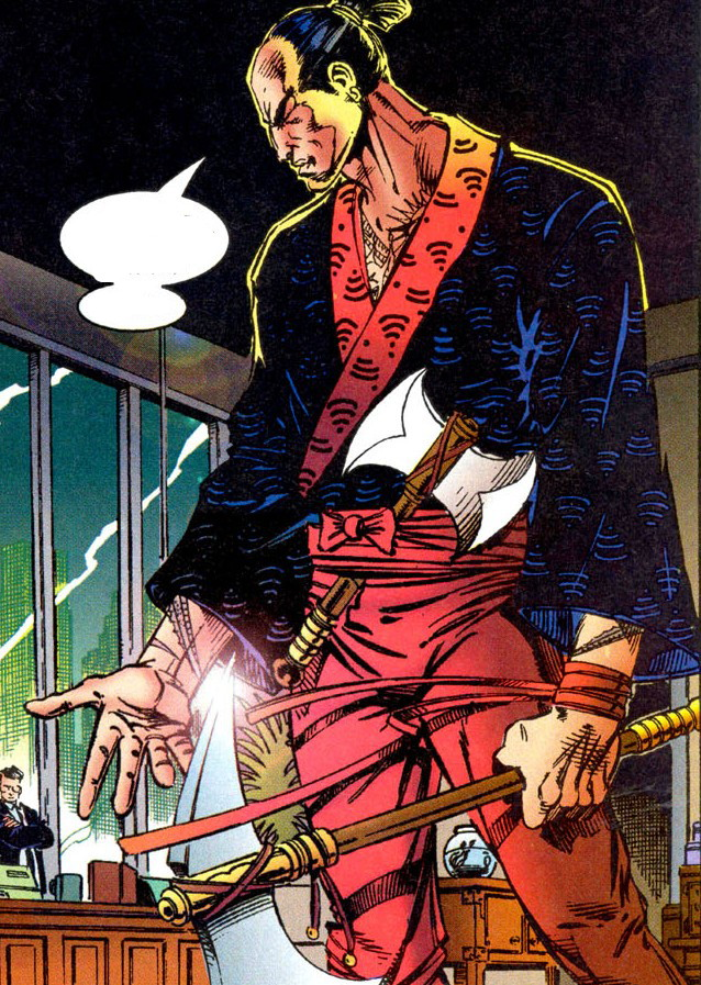 Izumi Ishihara (Earth-616)