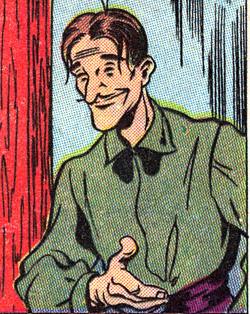 Jerome Lenz (Earth-616)