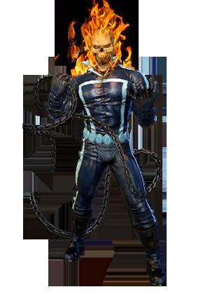 Johnathon Blaze (Earth-TRN258)