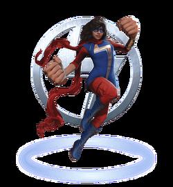 Kamala Khan (Earth-TRN814) from Marvel's Avengers (video game) 002.png