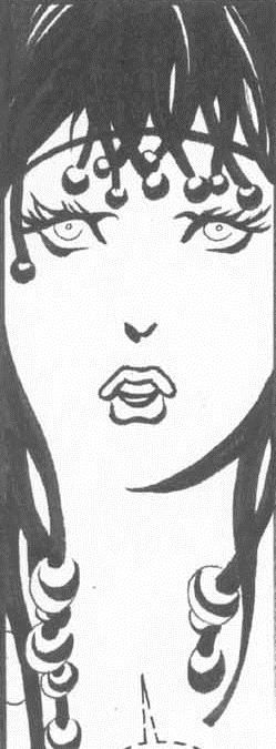Kassa (Earth-616)