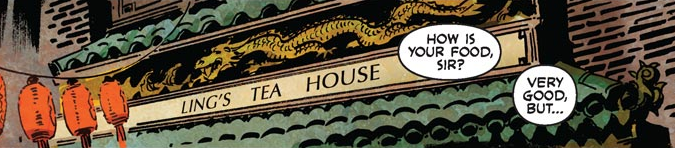Ling's Tea House/Gallery