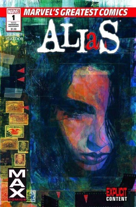 Marvel's Greatest Comics: Alias Vol 1 1