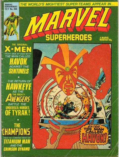 Marvel Super-Heroes (UK) Vol 1 366