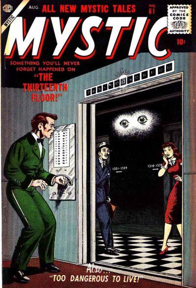 Mystic Vol 1 61