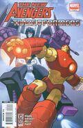 New Avengers Transformers Vol 1 3