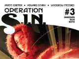 Operation S.I.N. Vol 1 3