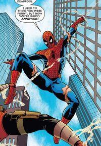 Peter Parker (Earth-12101) from Deadpool Kills the Marvel Universe Vol 1 2 0001