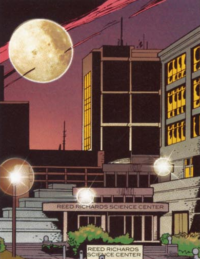 Reed Richards Science Center