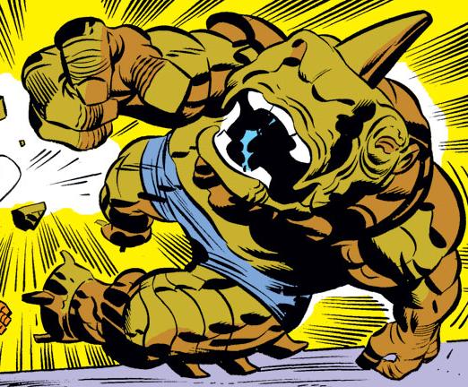 Rhinogon (Earth-616)
