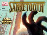 Sabretooth Vol 3 1