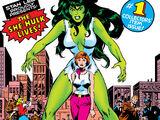 Savage She-Hulk Vol 1 1