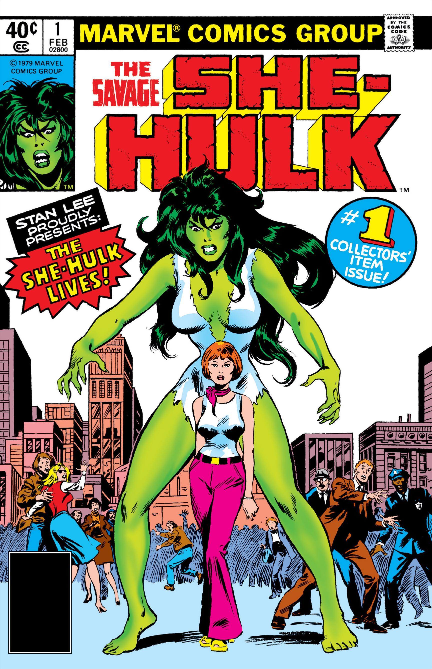 Savage She-Hulk Vol 1